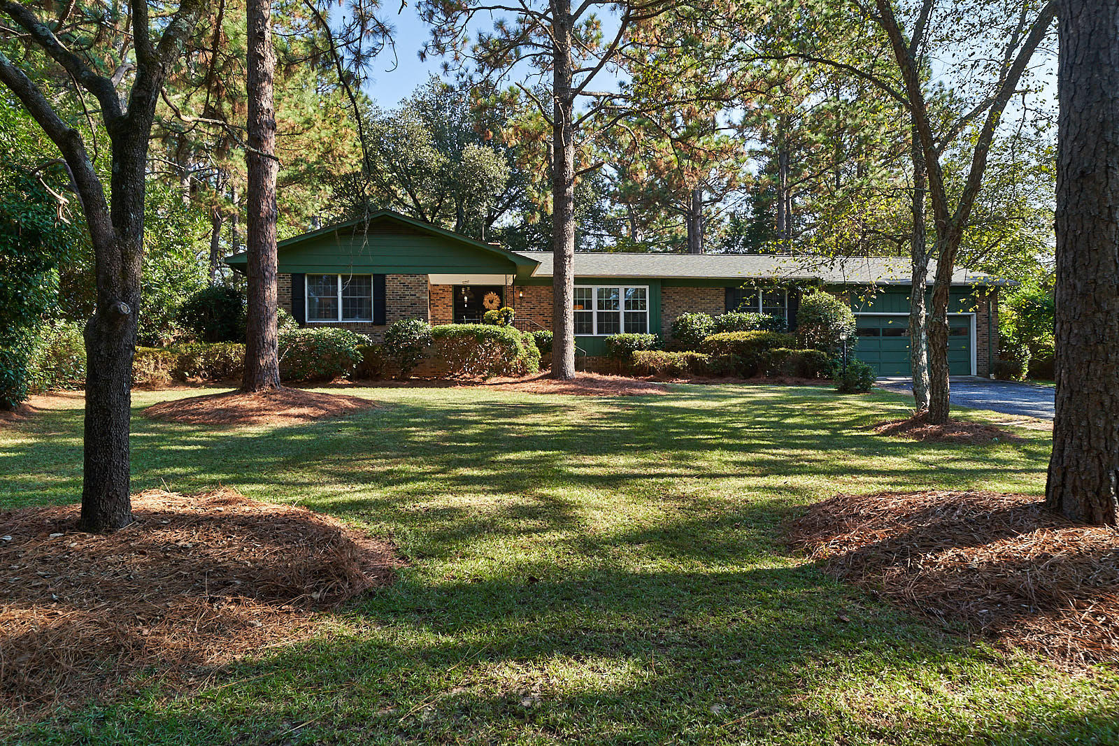 101  Pine Lake Drive, Whispering Pines in Moore County, NC 28327 Home for Sale