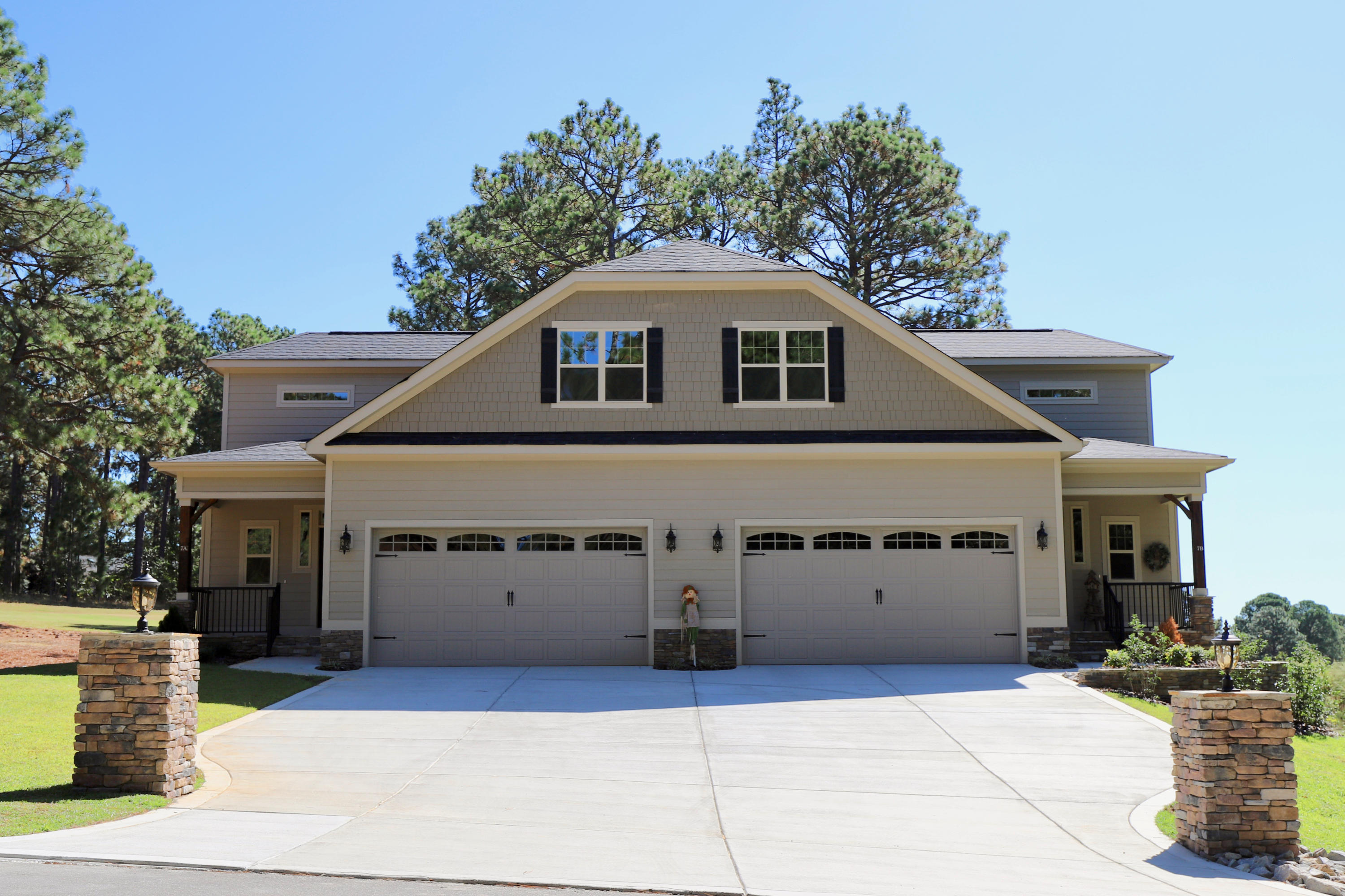 7a  Martin Drive, Whispering Pines in Moore County, NC 28327 Home for Sale