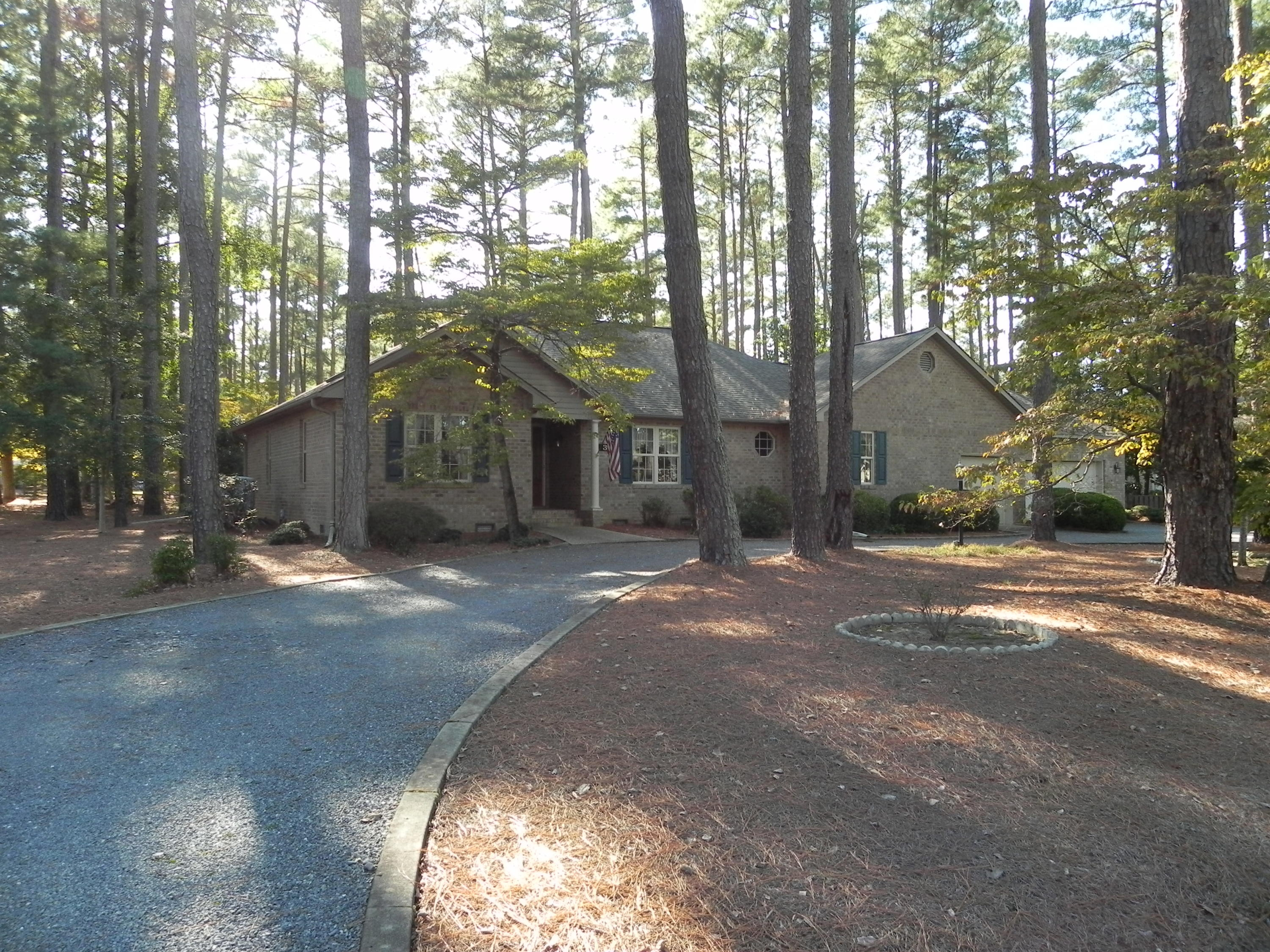 3  Eagle Road, Whispering Pines in Moore County, NC 28327 Home for Sale