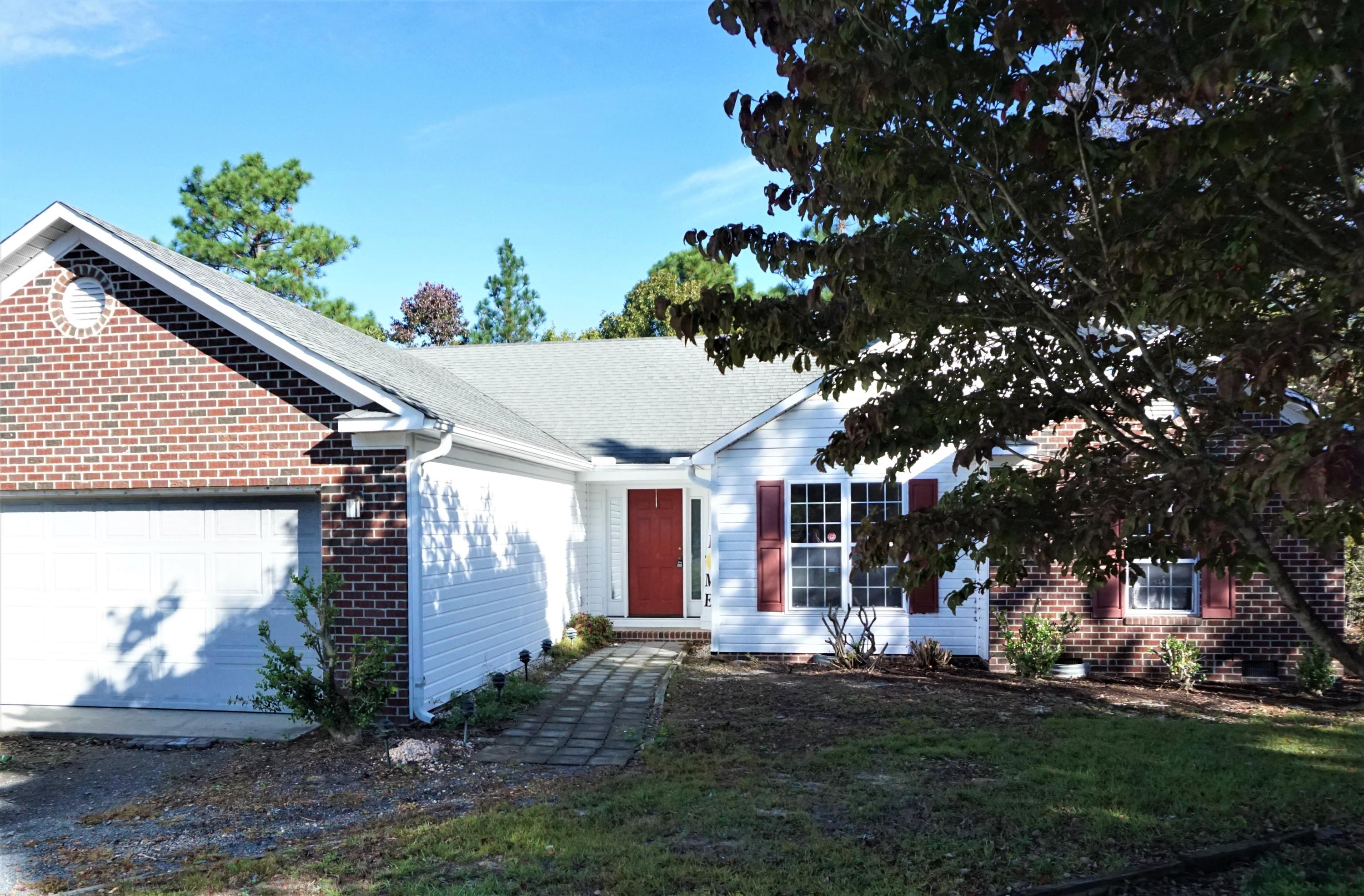 223  Bellhaven Drive, Whispering Pines in Moore County, NC 28327 Home for Sale