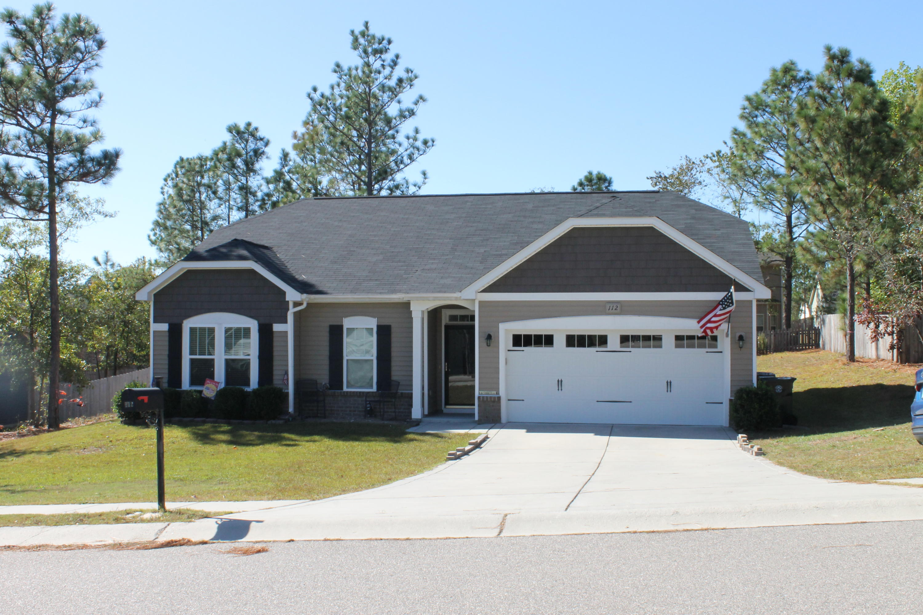 112  Star Court, Aberdeen in Moore County, NC 28315 Home for Sale