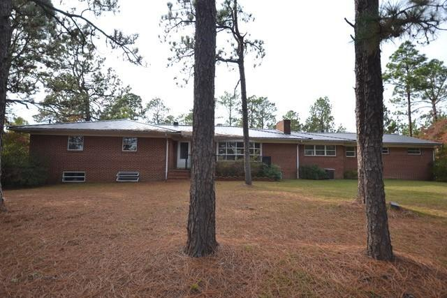 14050  Hwy 15-501, Aberdeen in Hoke County, NC 28315 Home for Sale