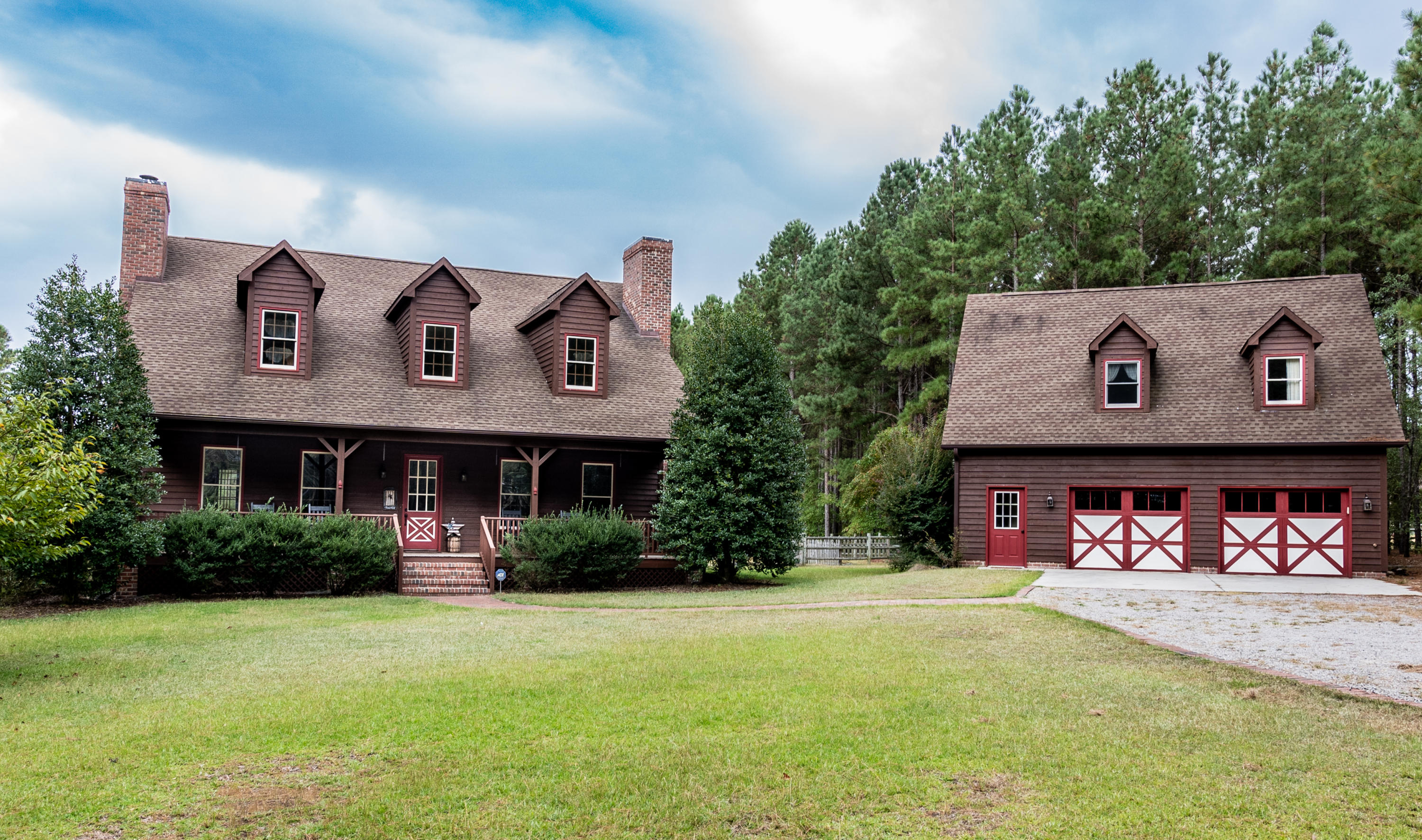 1250  Pasture Circle, Aberdeen in Hoke County, NC 28315 Home for Sale