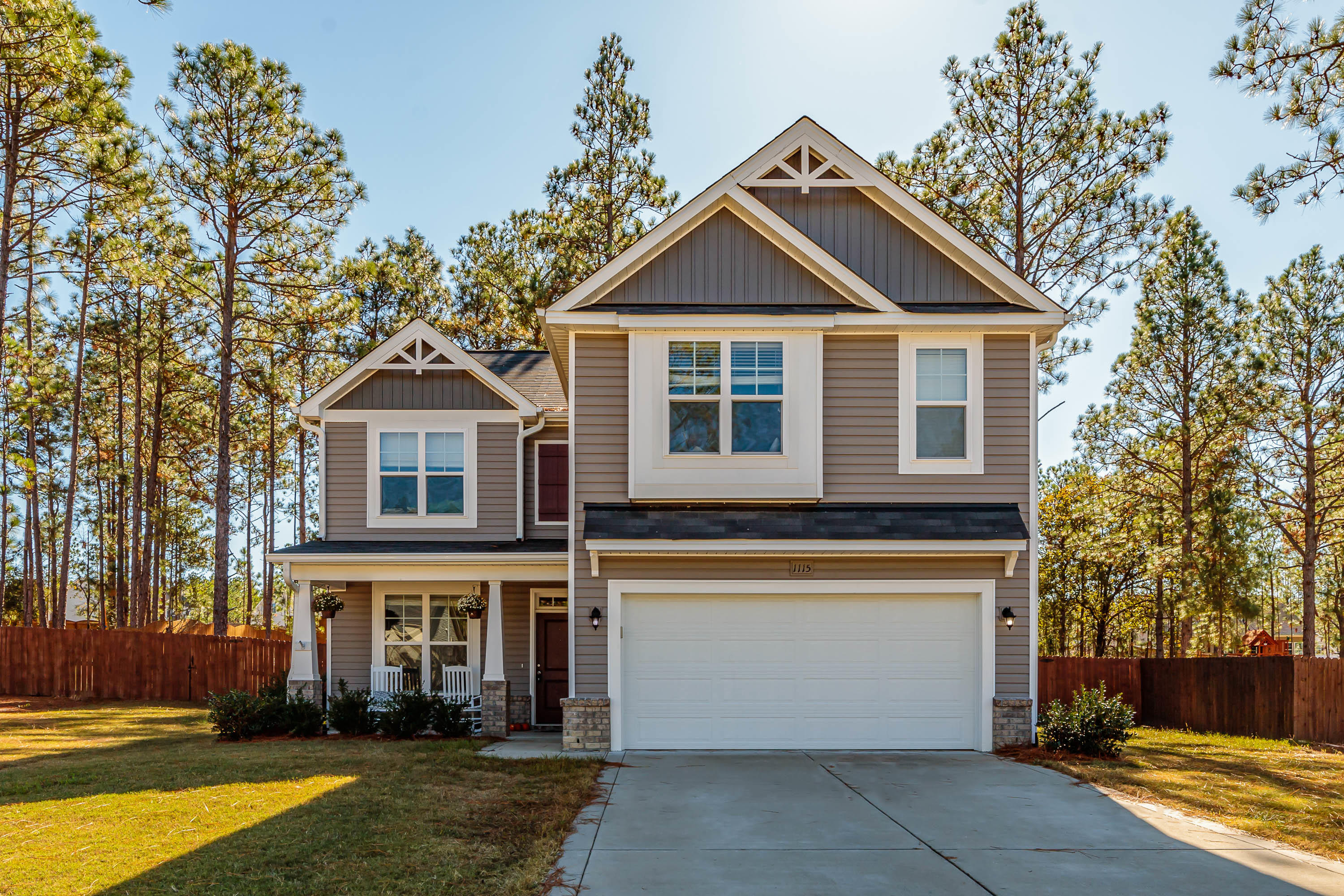 1115  Whitney Drive, Aberdeen in Moore County, NC 28315 Home for Sale