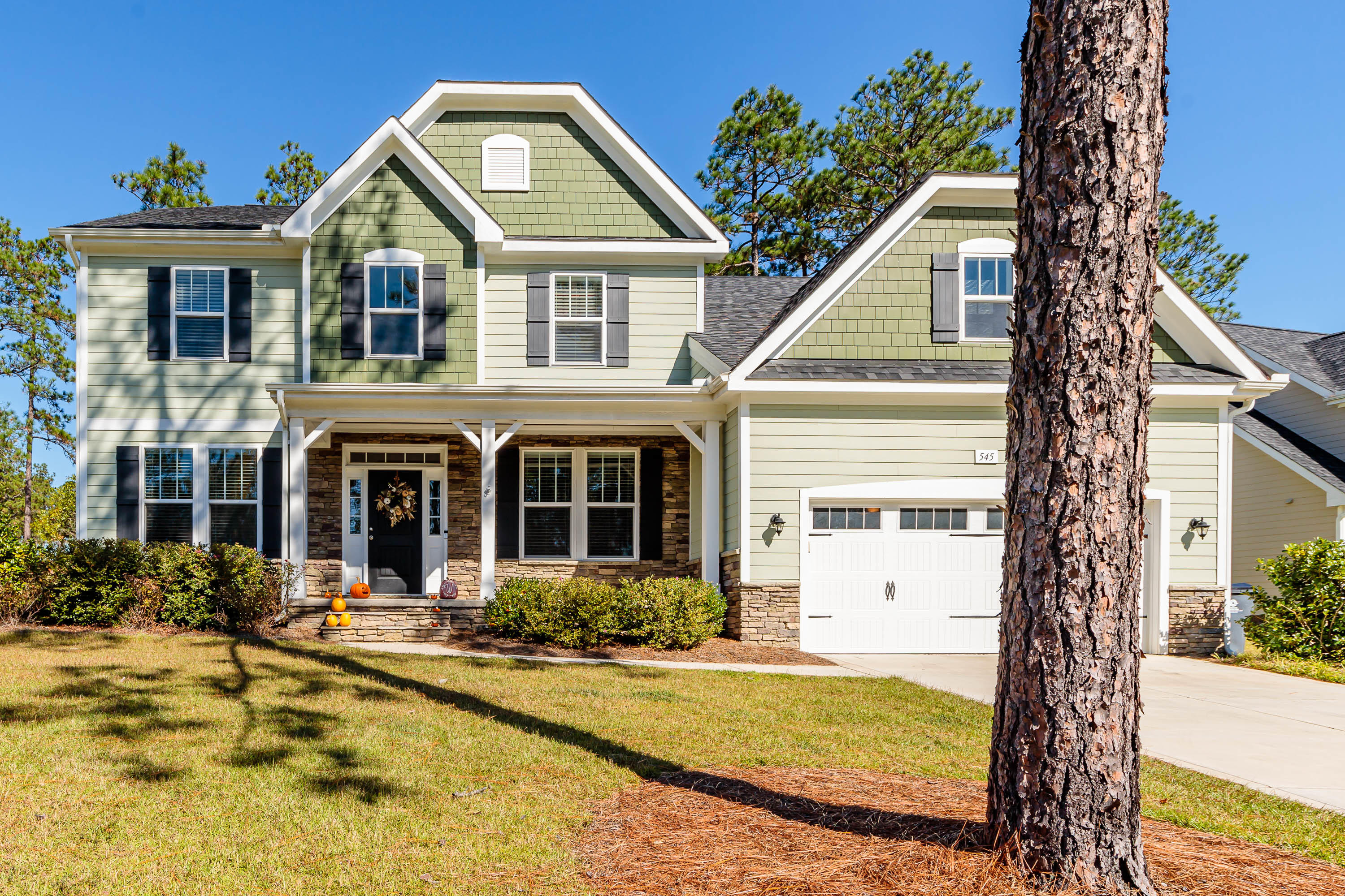 545  Avenue Of The Carolinas, Whispering Pines in Moore County, NC 28327 Home for Sale