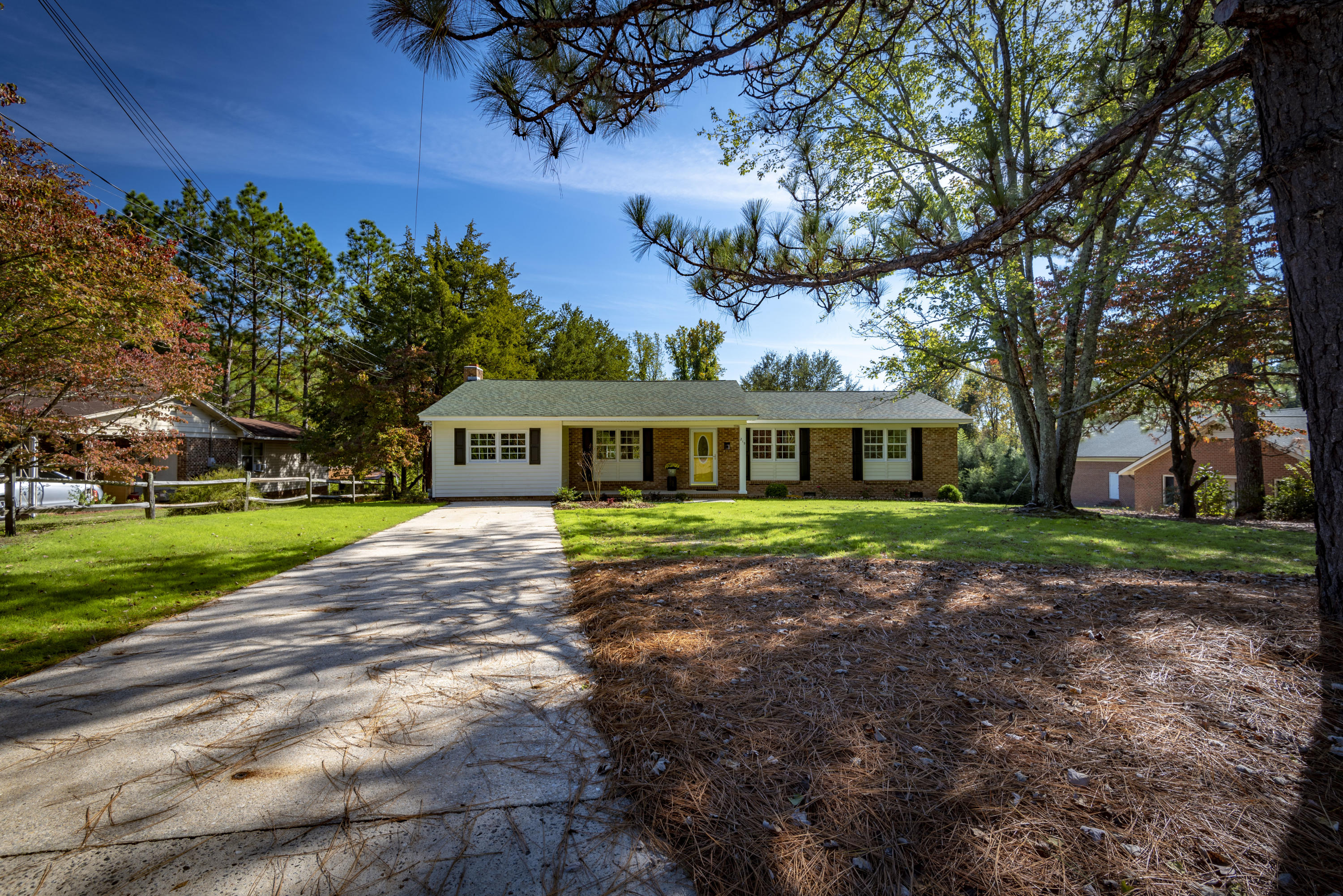 215 S Pinehurst Street, Aberdeen in Moore County, NC 28315 Home for Sale