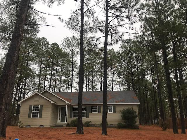 205  Pecan Lane, Aberdeen in Moore County, NC 28315 Home for Sale
