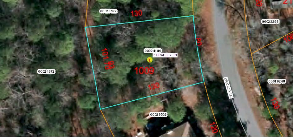 Bradley Lane, Pinehurst in Moore County, NC 28374 Home for Sale