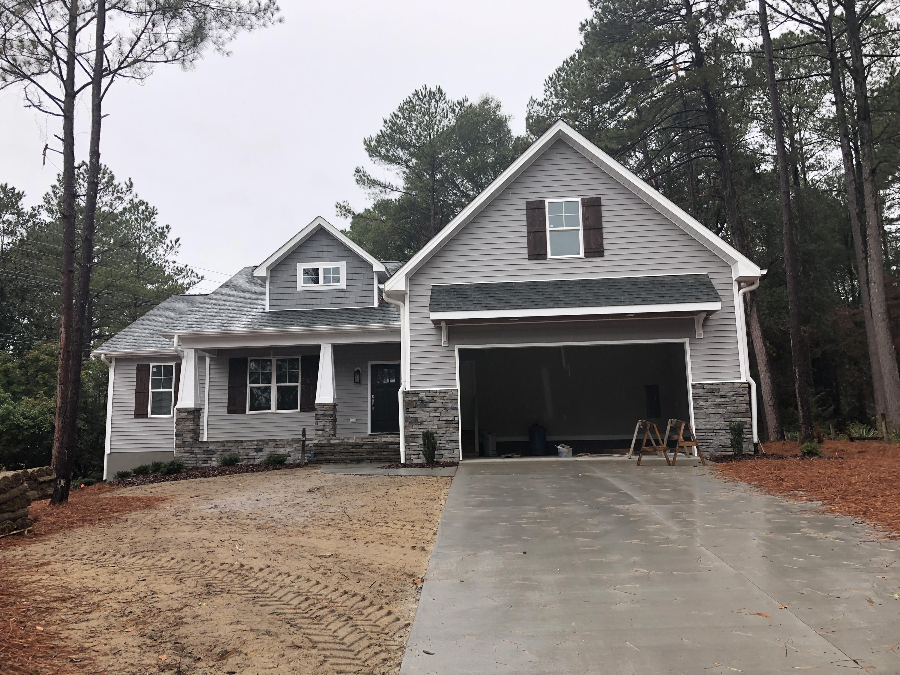 55  Cedar Wood Court, Pinehurst in Moore County, NC 28374 Home for Sale