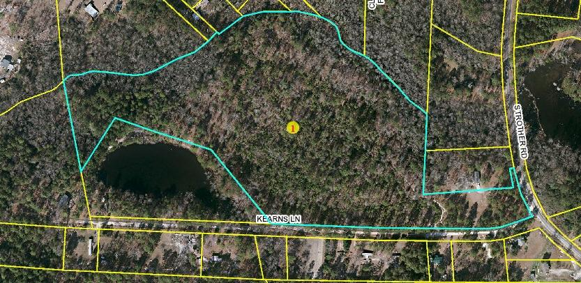 State Rd 1226 Road, Aberdeen in Hoke County, NC 28376 Home for Sale