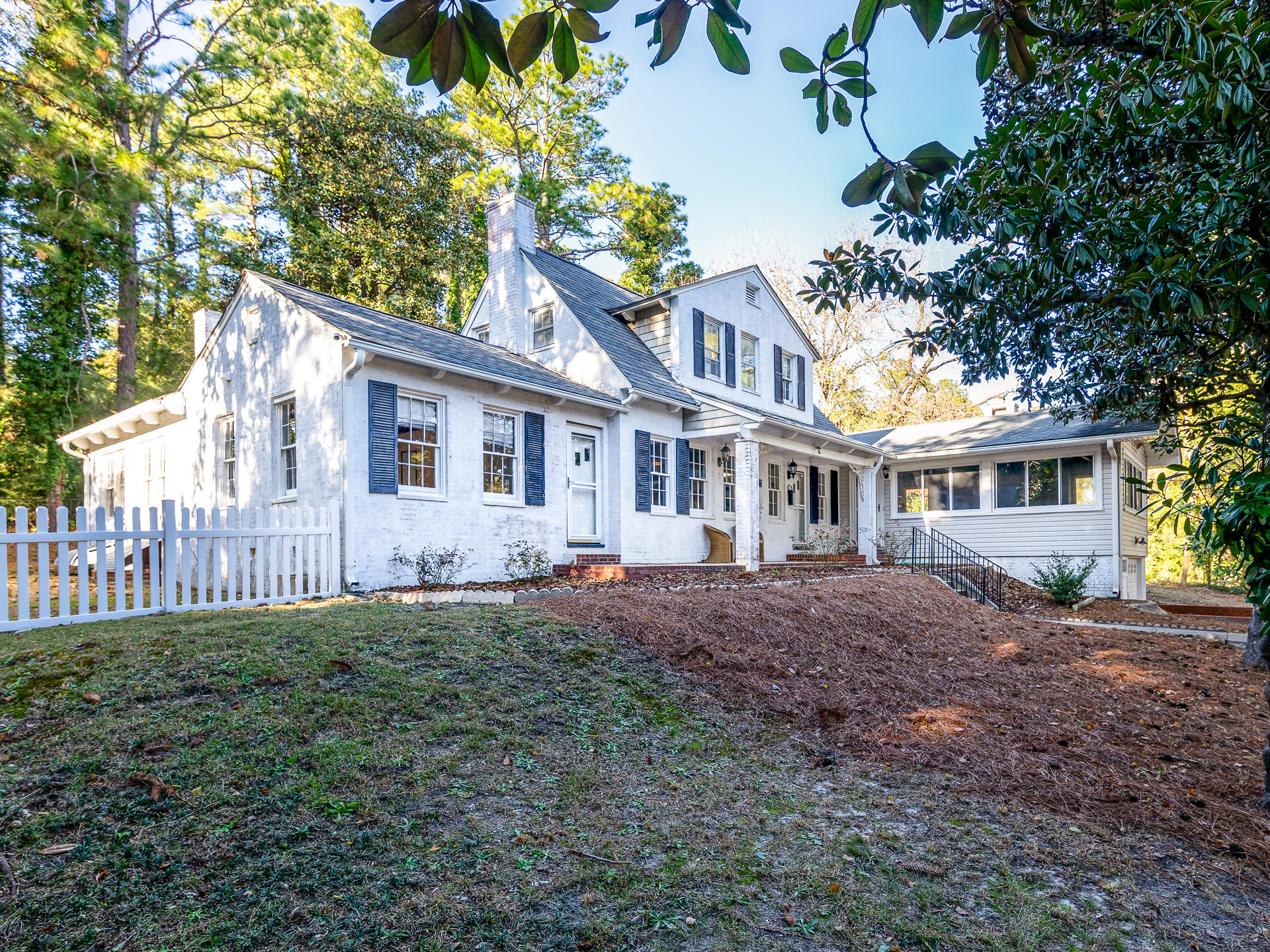 206 S Pinehurst Street, Aberdeen in Moore County, NC 28315 Home for Sale