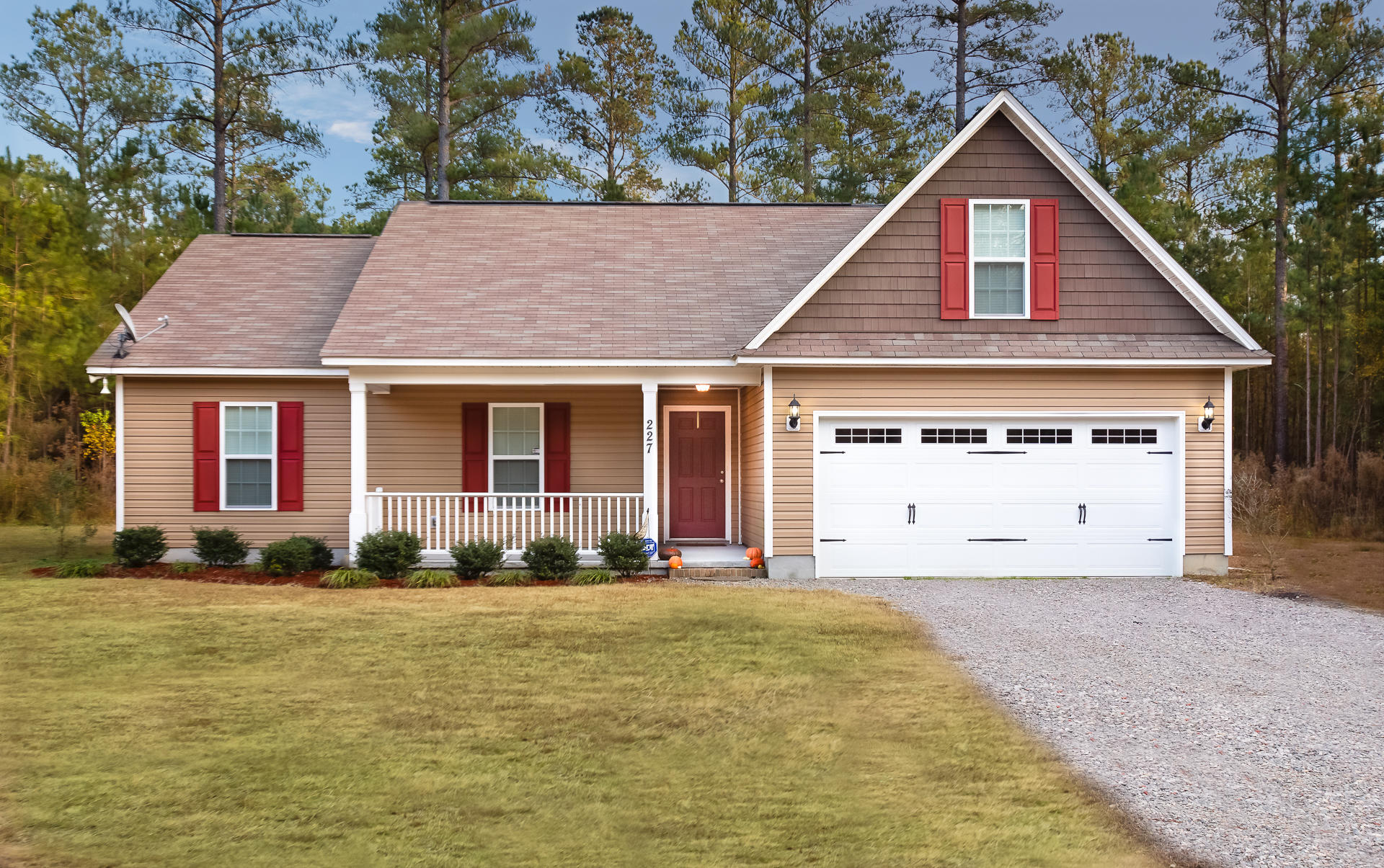 227  Dewey Drive, Aberdeen in Hoke County, NC 28315 Home for Sale