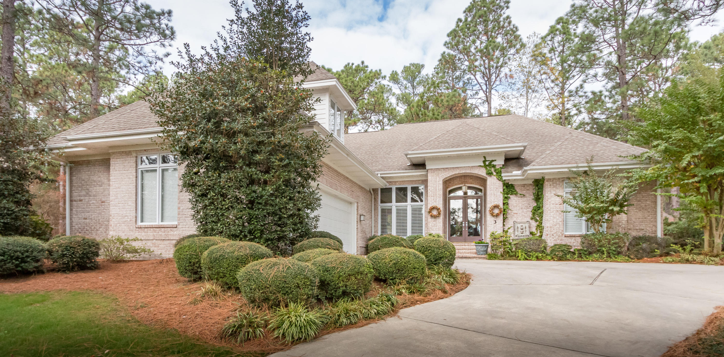 3  Holly Knoll Court, Pinehurst in Moore County, NC 28374 Home for Sale