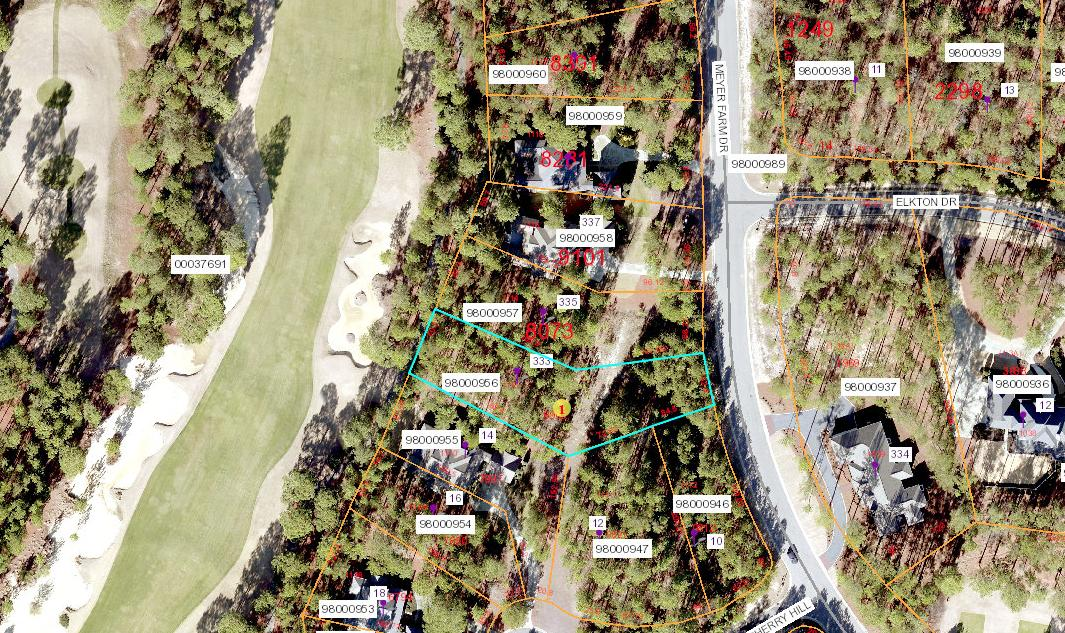 Meyer Farm Drive  1113, Pinehurst in Moore County, NC 28374 Home for Sale