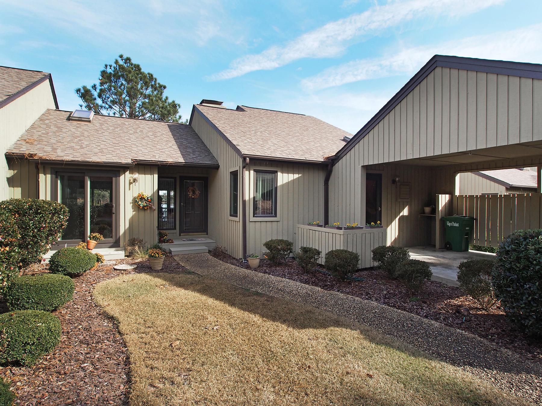 5  Lake Pinehurst Villas Road, Pinehurst in Moore County, NC 28374 Home for Sale