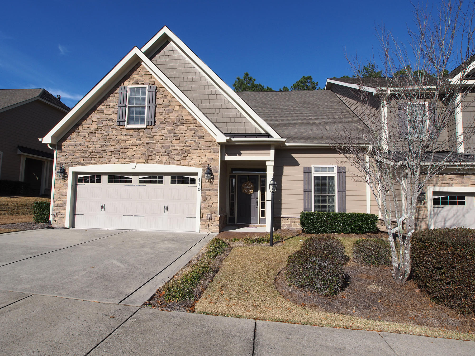 110  Shadow Creek Court, Pinehurst in Moore County, NC 28374 Home for Sale