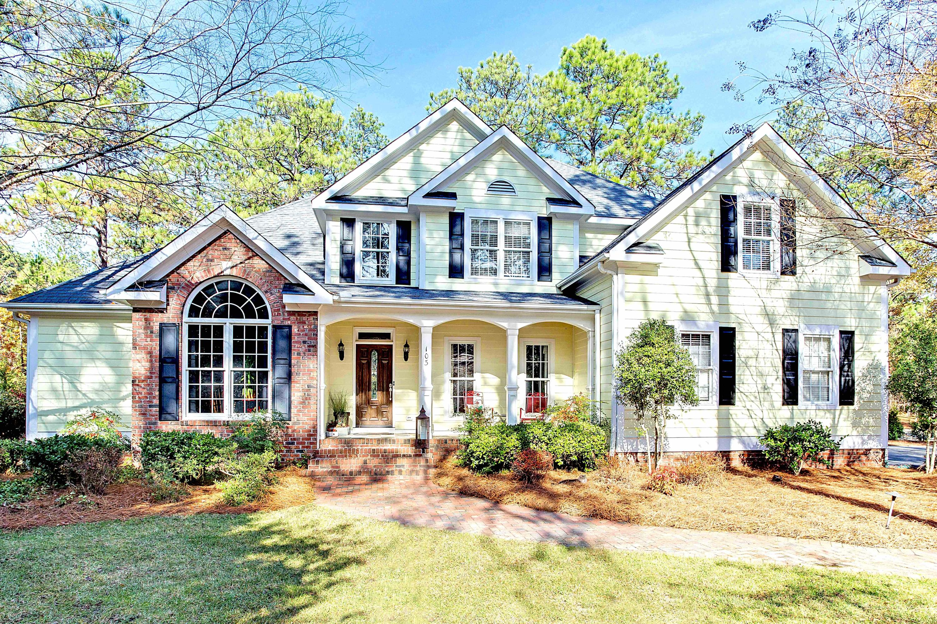 103  Greystones Court, Pinehurst in Moore County, NC 28374 Home for Sale