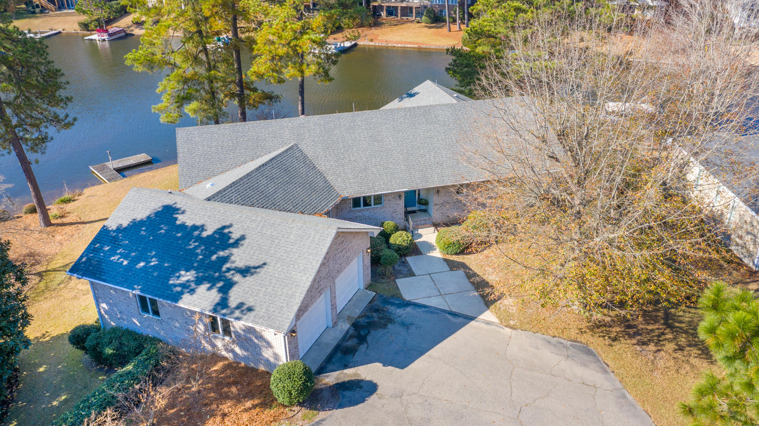 165 SW Lake Forest Drive, Pinehurst in Moore County, NC 28374 Home for Sale