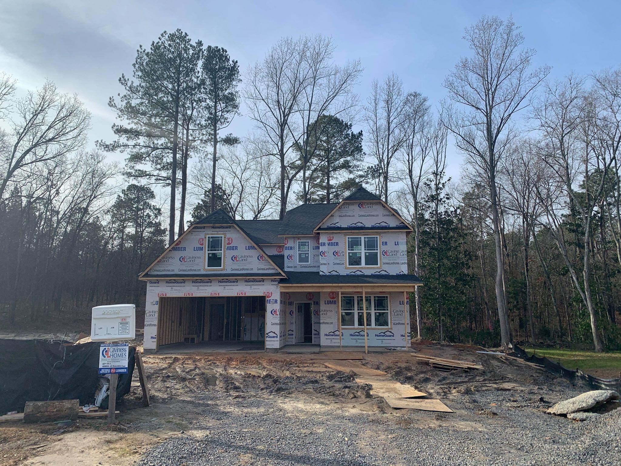 112  Bluegrass Court, Aberdeen in Moore County, NC 28315 Home for Sale