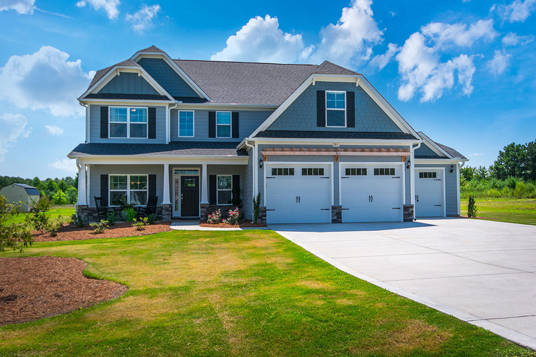 261  Brightleaf Drive, Whispering Pines in Moore County, NC 28327 Home for Sale