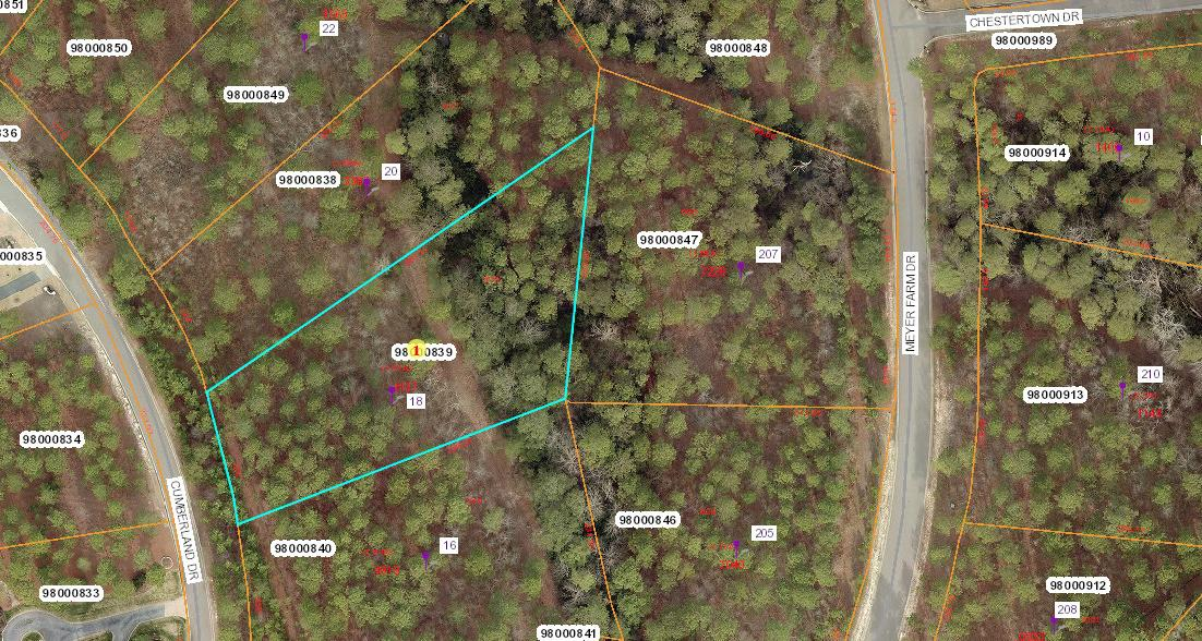 Cumberland Drive  818, Pinehurst in Moore County, NC 28374 Home for Sale
