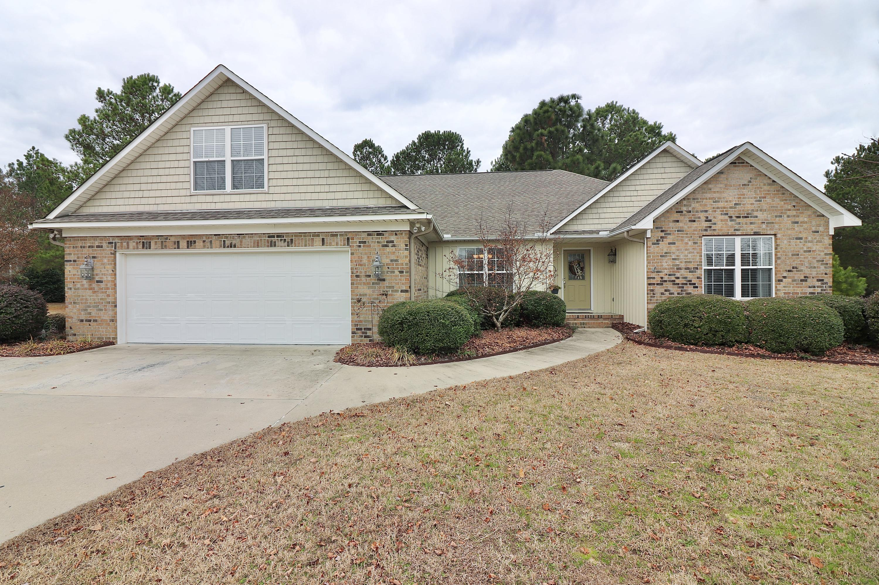6  Morning Glory Lane, Whispering Pines in Moore County, NC 28327 Home for Sale