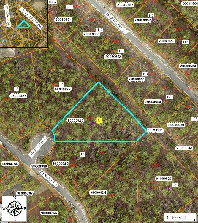 Stratford Place  1227, Pinehurst in Moore County, NC 28374 Home for Sale