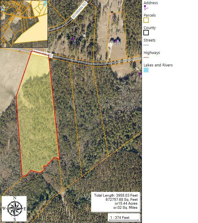 Foxfire Road, Aberdeen in Moore County, NC 28315 Home for Sale