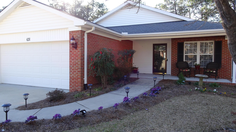 631  Pinehurst Trace Drive, Pinehurst in Moore County, NC 28374 Home for Sale