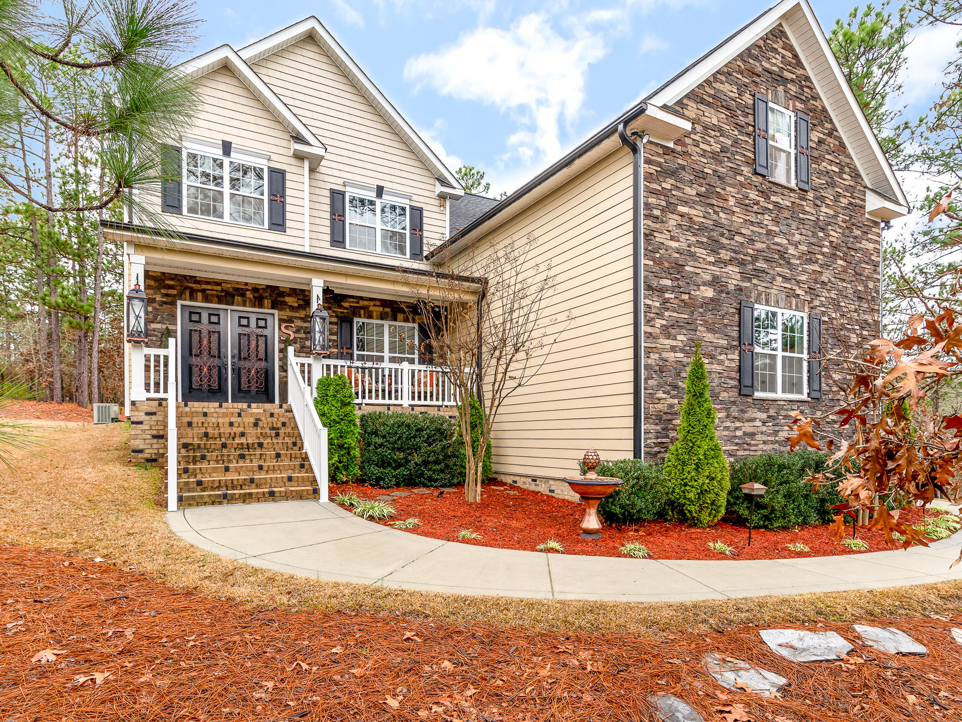 366  Avenue Of The Carolinas, Whispering Pines in Moore County, NC 28327 Home for Sale
