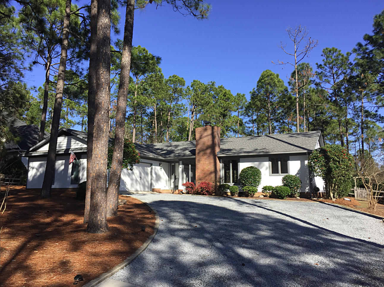 90  Forest Lane, Pinehurst in Moore County, NC 28374 Home for Sale