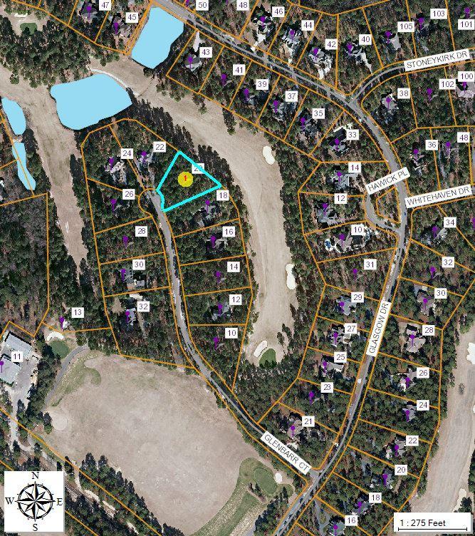 Glenbarr Court  2449, Pinehurst in Moore County, NC 28374 Home for Sale