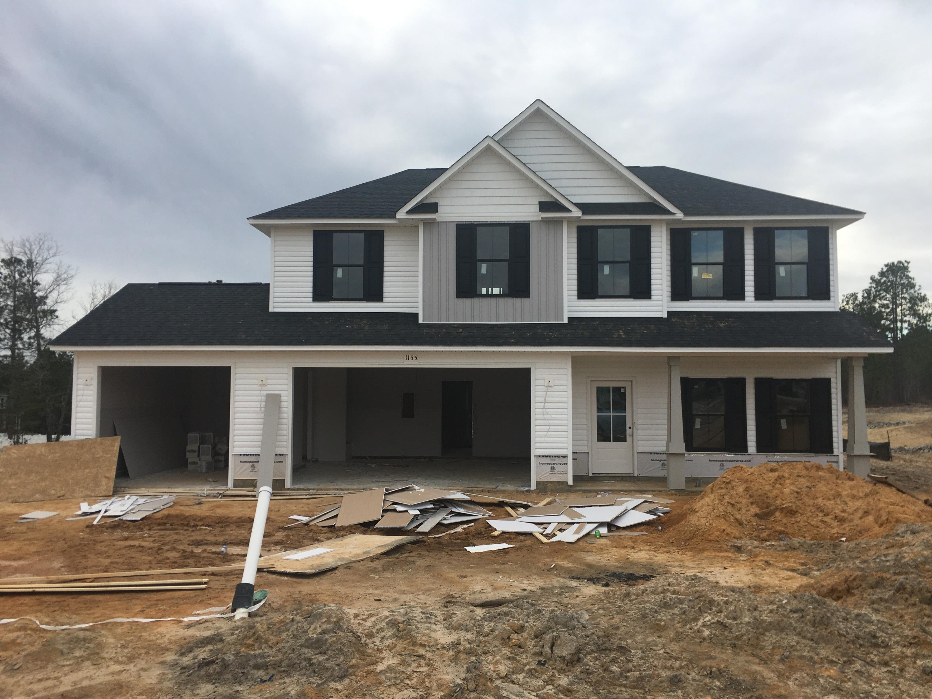 1155  Yellowwood Drive, Aberdeen in Moore County, NC 28315 Home for Sale
