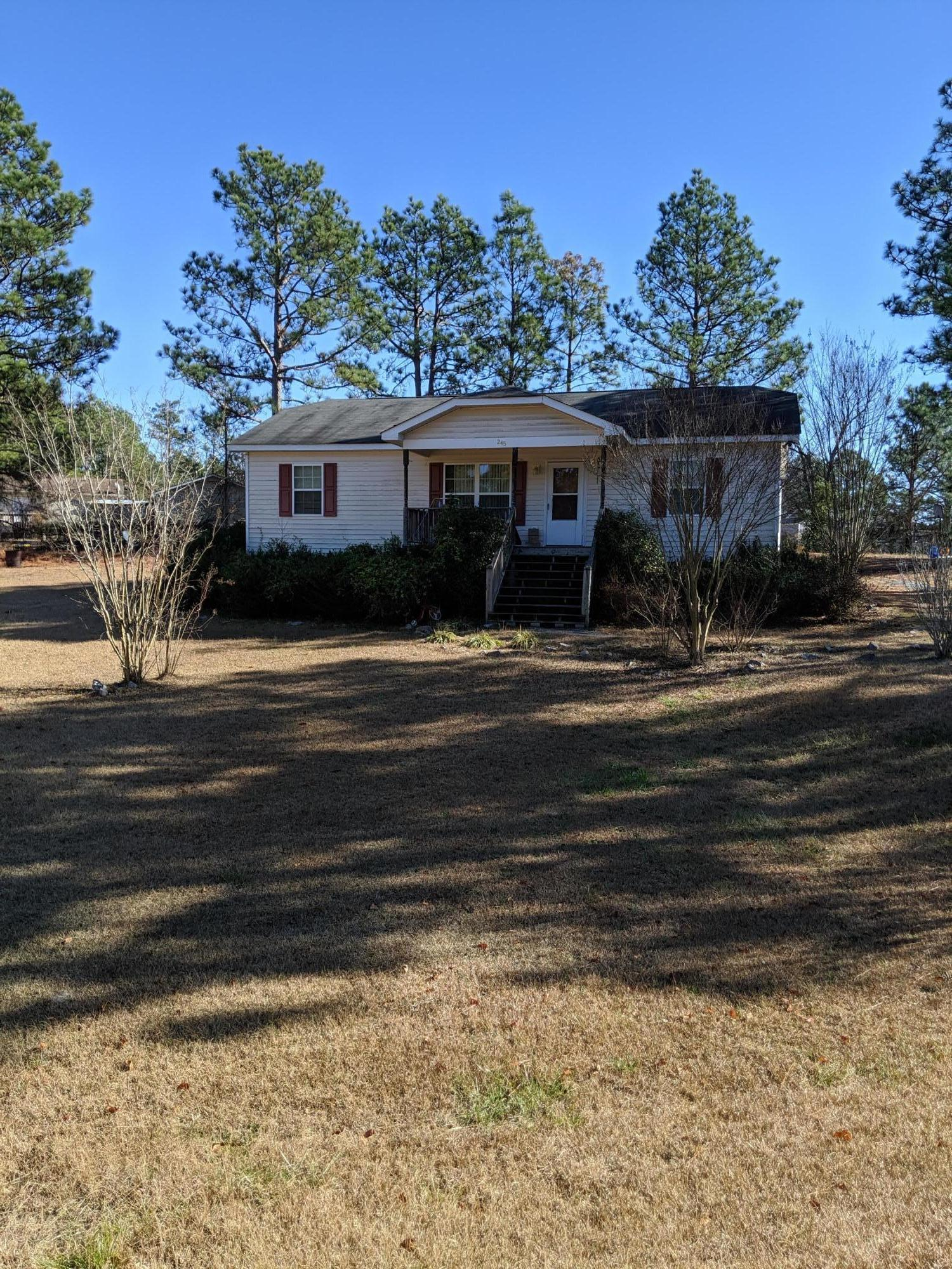 245  Fellowship Way, Aberdeen in Moore County, NC 28315 Home for Sale