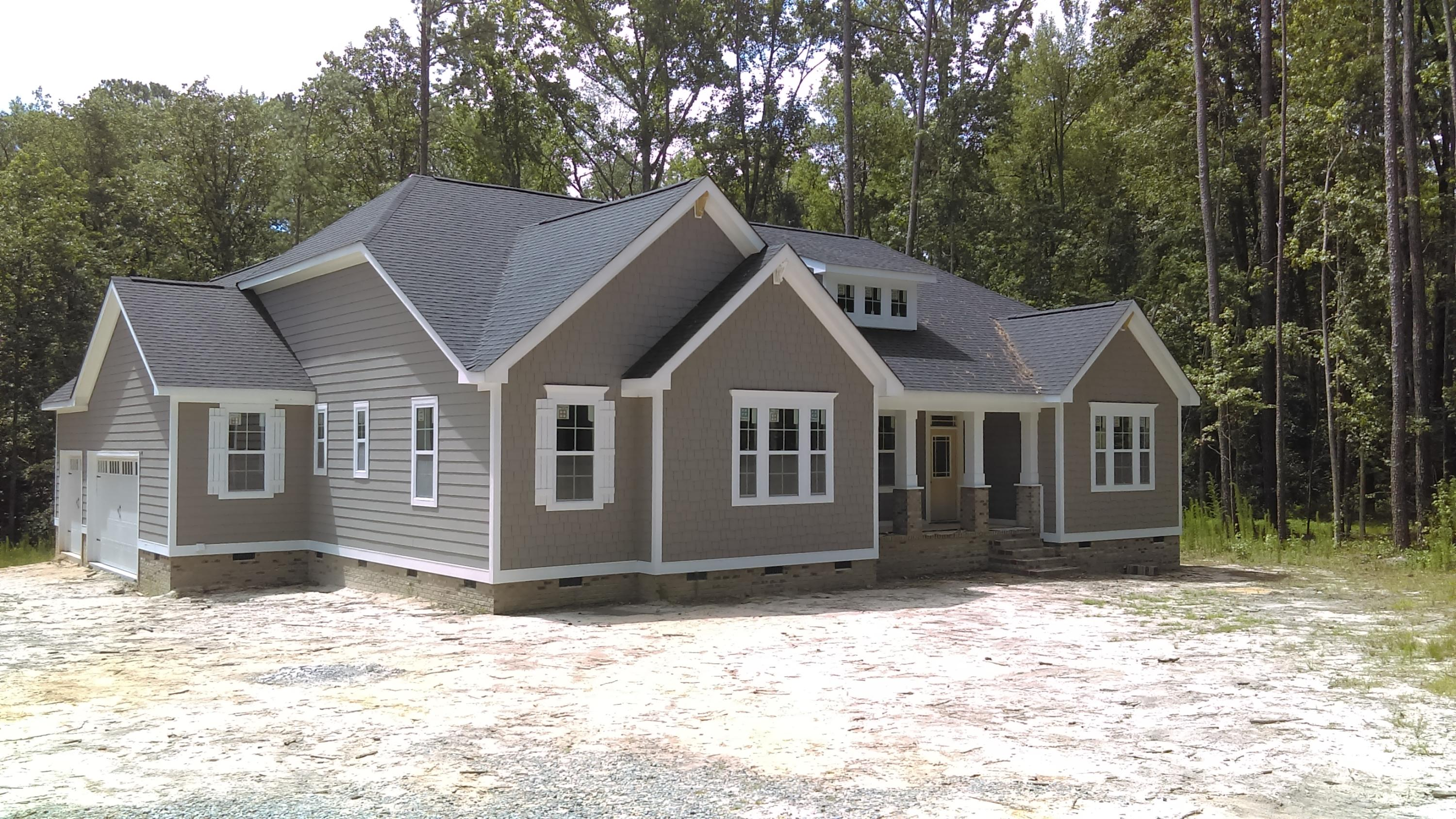 160  Tucker Road, Whispering Pines, North Carolina 3 Bedroom as one of Homes & Land Real Estate