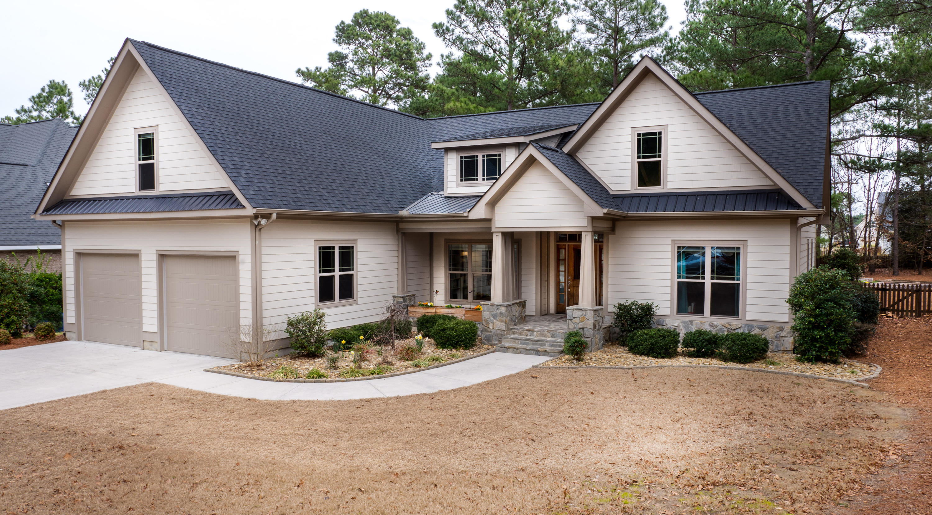 107  Hammerstone Circle, Whispering Pines, North Carolina 4 Bedroom as one of Homes & Land Real Estate