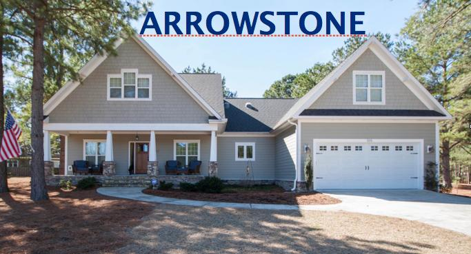 105  Hardaway Court, Whispering Pines, North Carolina 3 Bedroom as one of Homes & Land Real Estate
