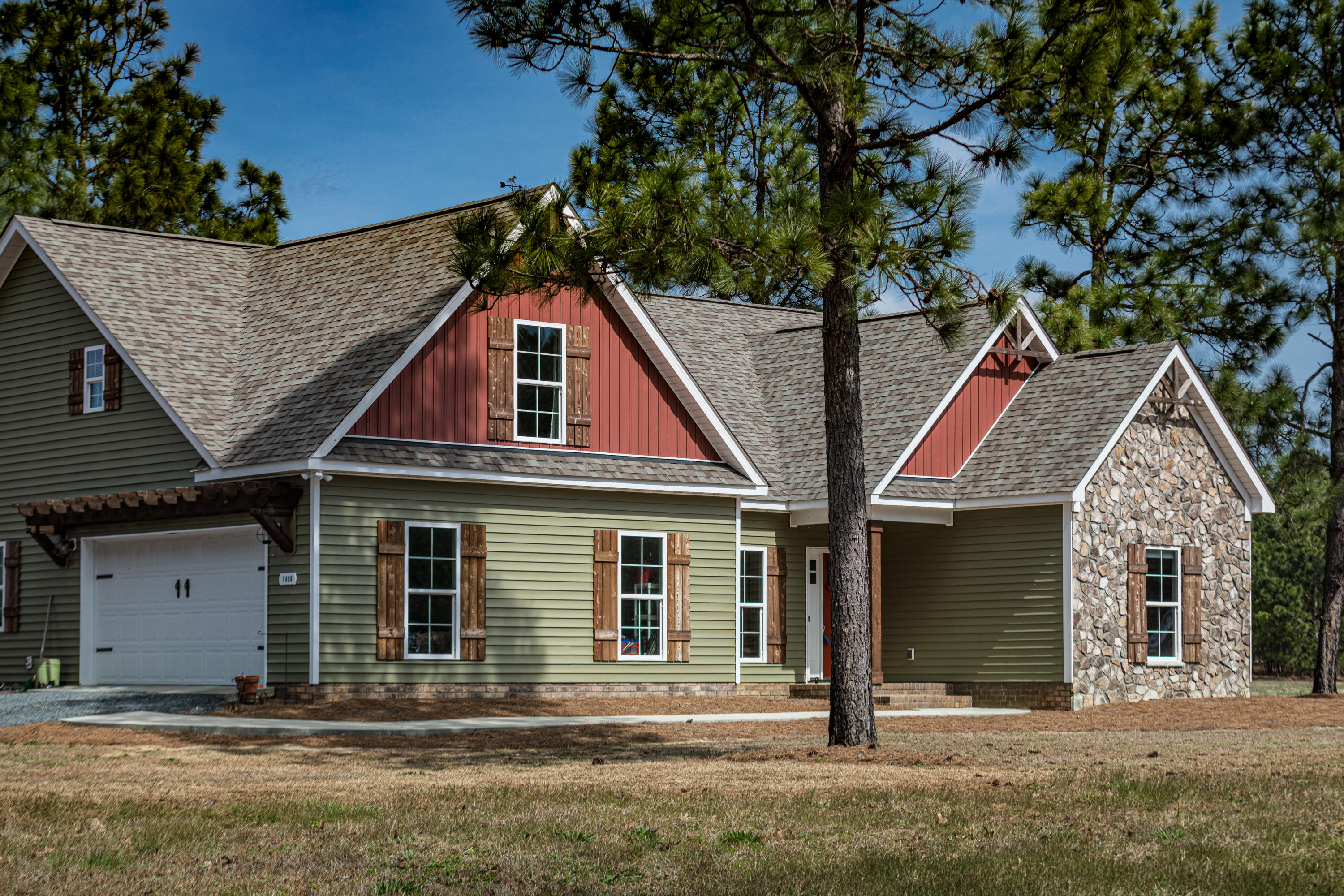 1490  Ashemont Road, Aberdeen, North Carolina 4 Bedroom as one of Homes & Land Real Estate