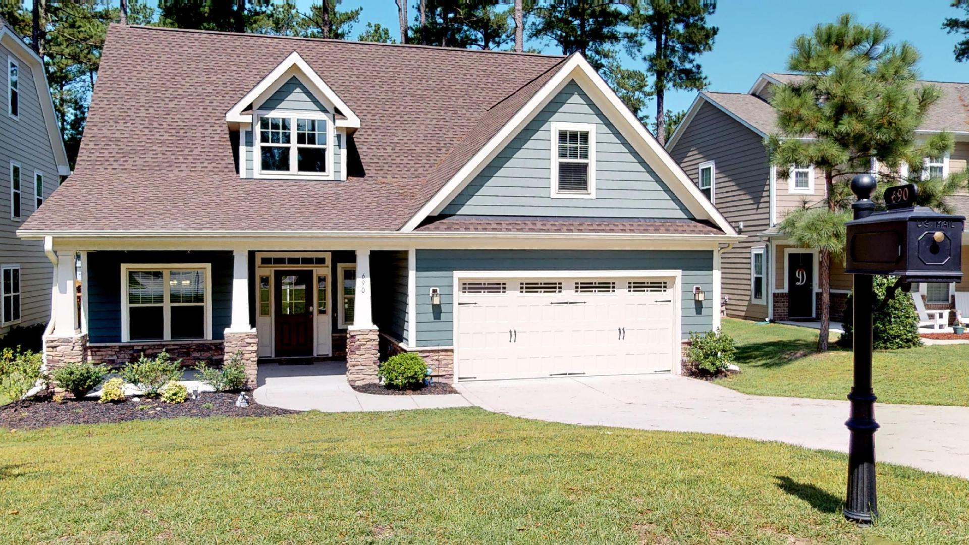 690  Legacy Lakes Way, Aberdeen in Moore County, NC 28315 Home for Sale