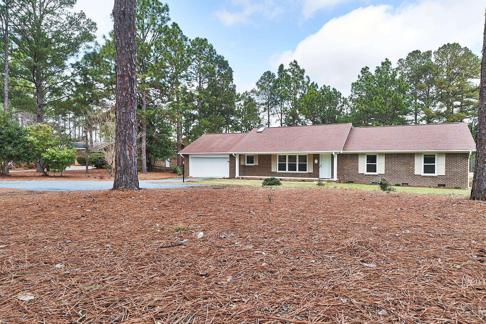 2104  Airport Road, Whispering Pines in Moore County, NC 28327 Home for Sale