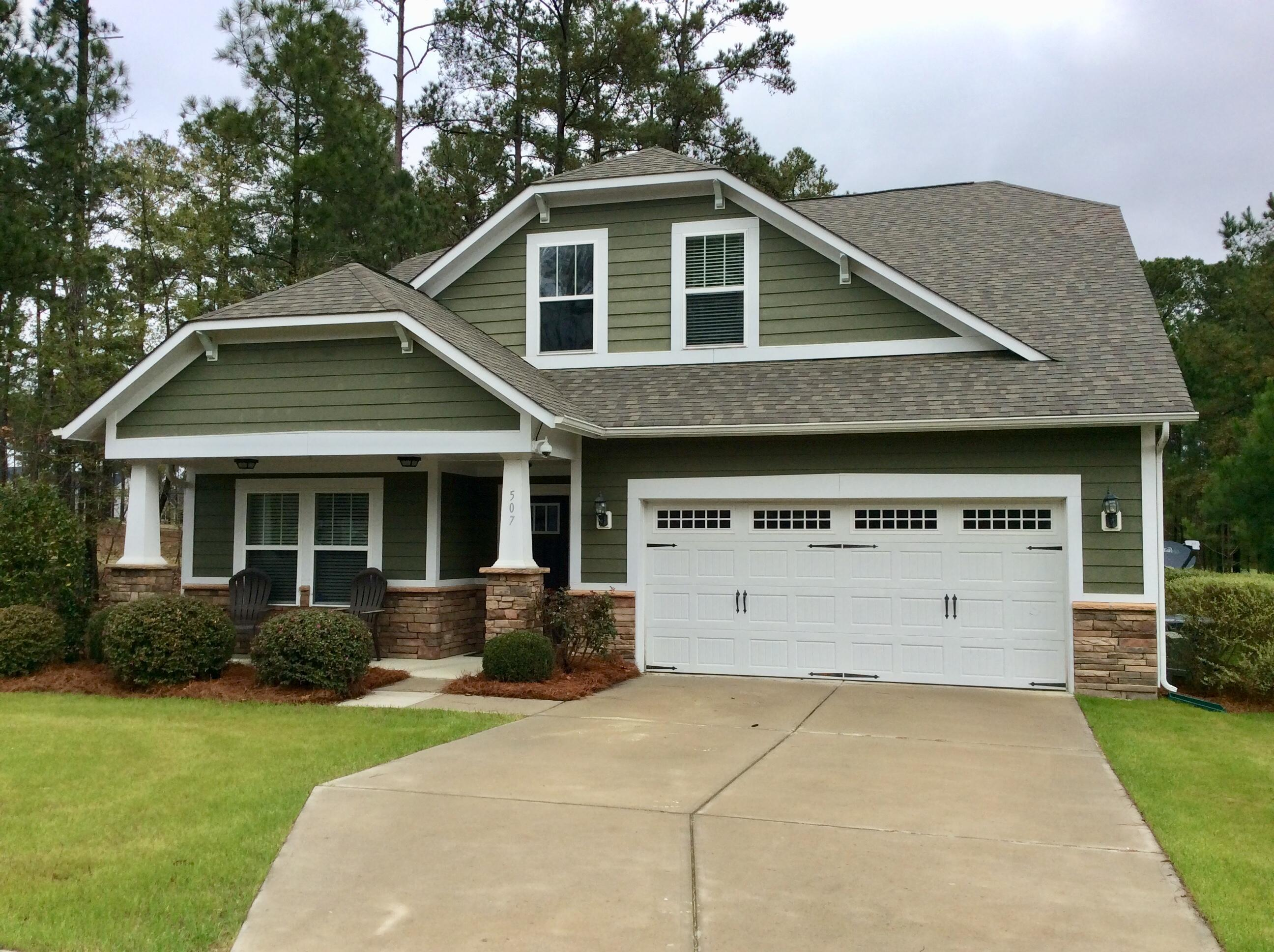 507  Kerr Lake Road, Aberdeen in Moore County, NC 28315 Home for Sale