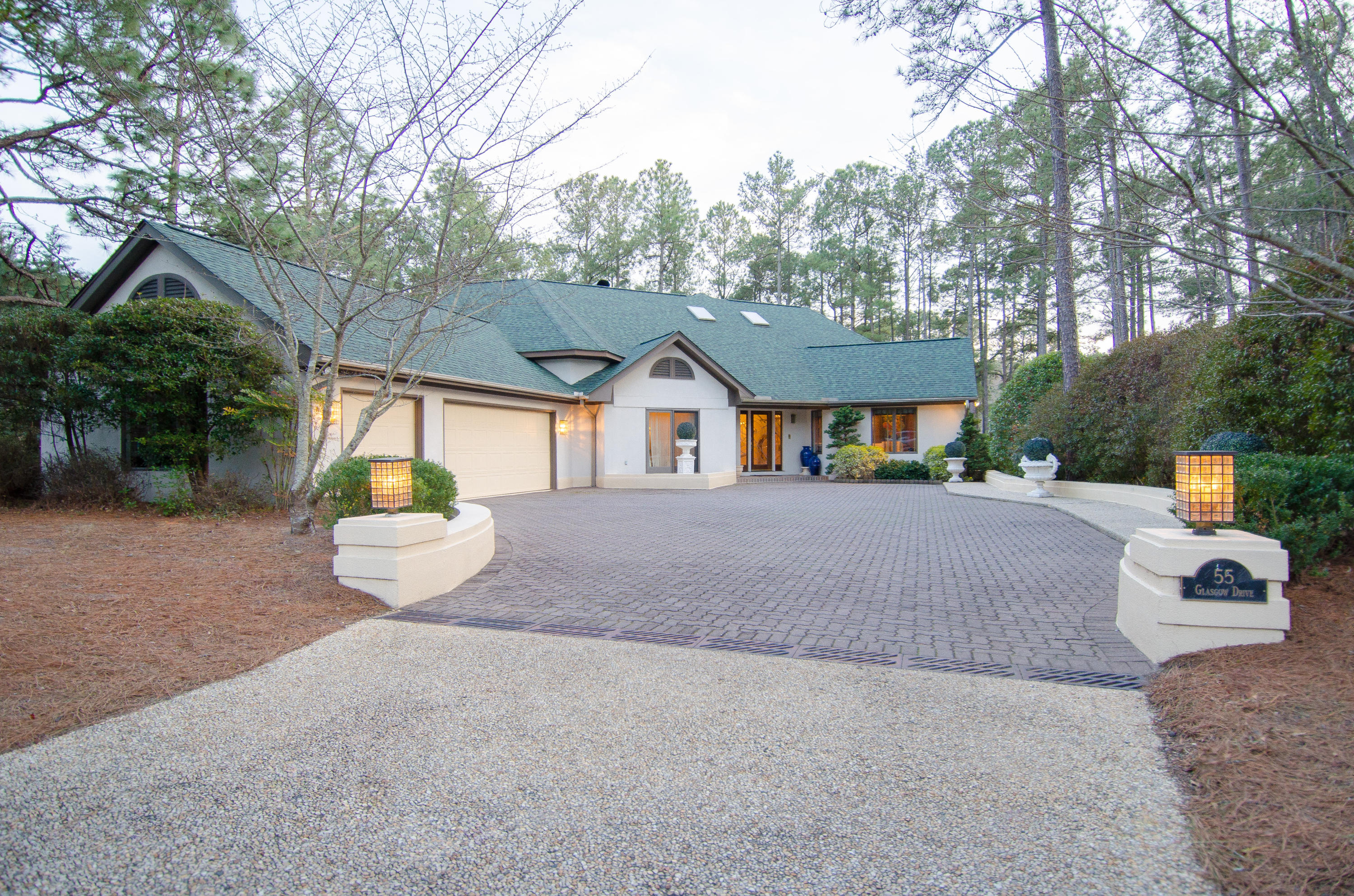 55  Glasgow Drive, Pinehurst in Moore County, NC 28374 Home for Sale