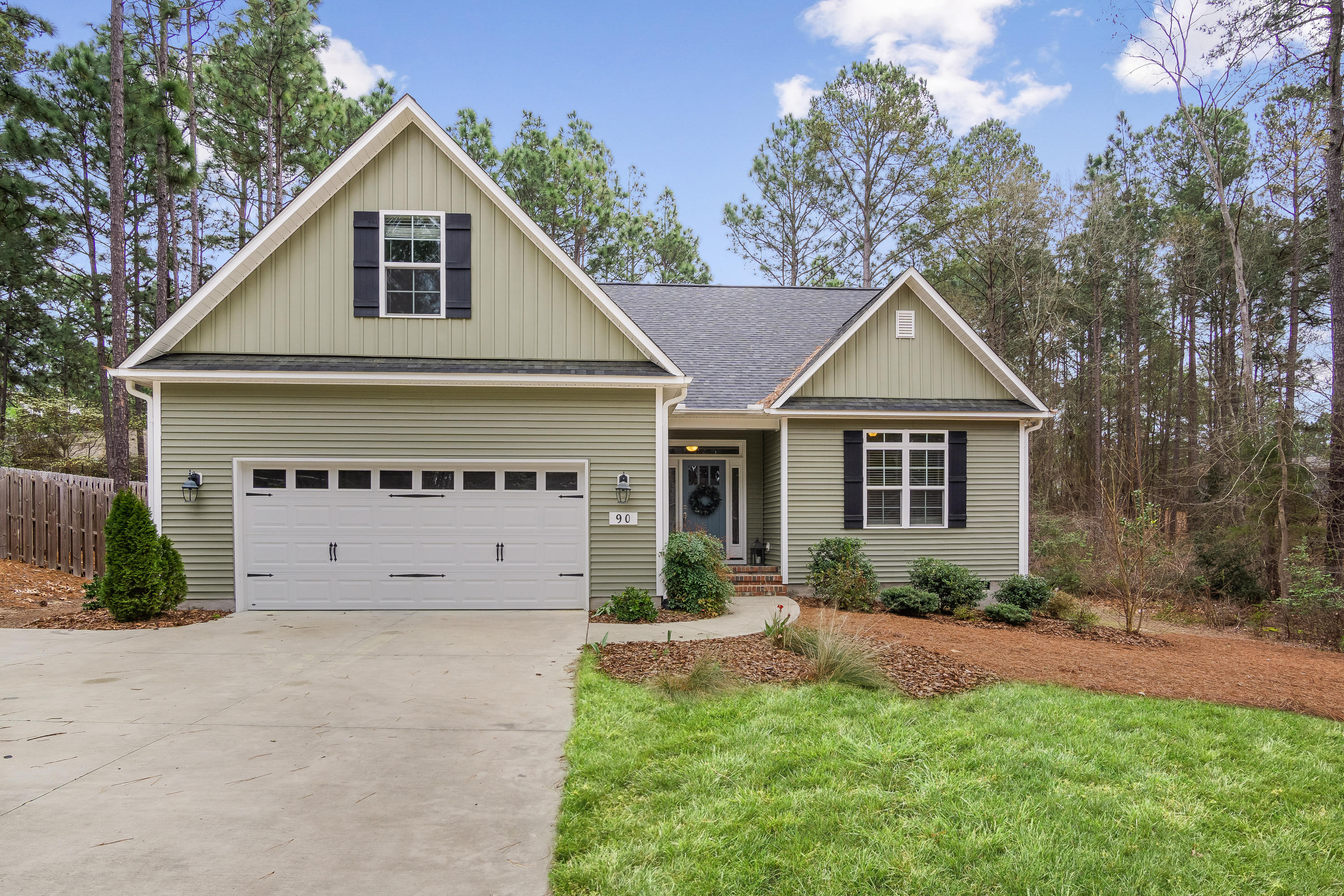 90  Old Hunt Road, Pinehurst in Moore County, NC 28374 Home for Sale
