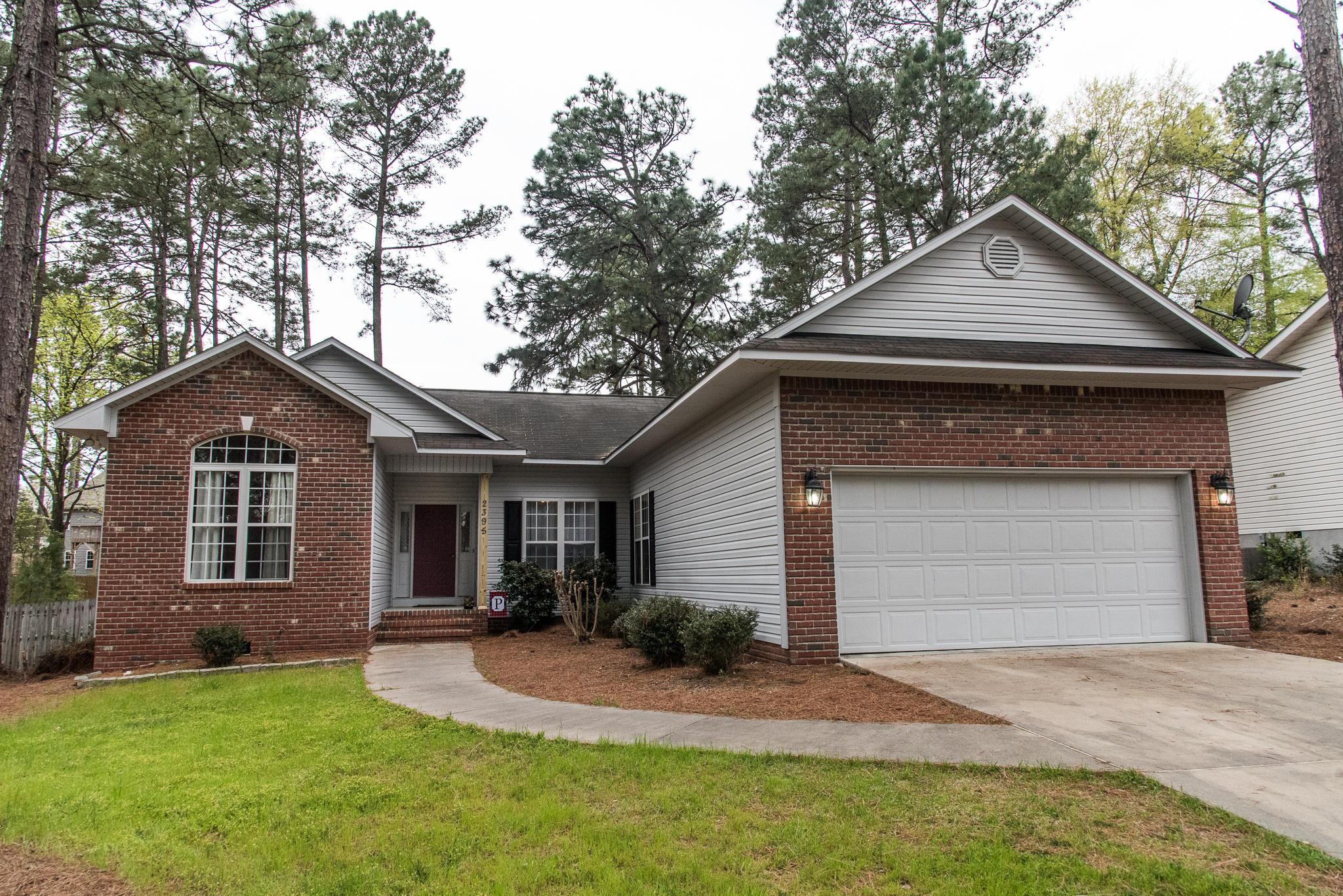 2395  Longleaf Drive W, Pinehurst in Moore County, NC 28374 Home for Sale