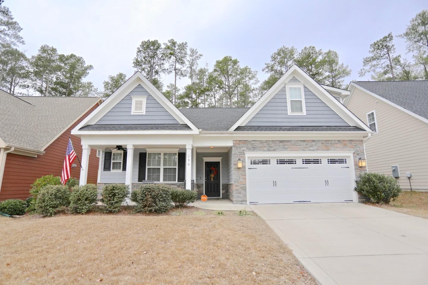 150  Michie Place, Aberdeen in Moore County, NC 28315 Home for Sale