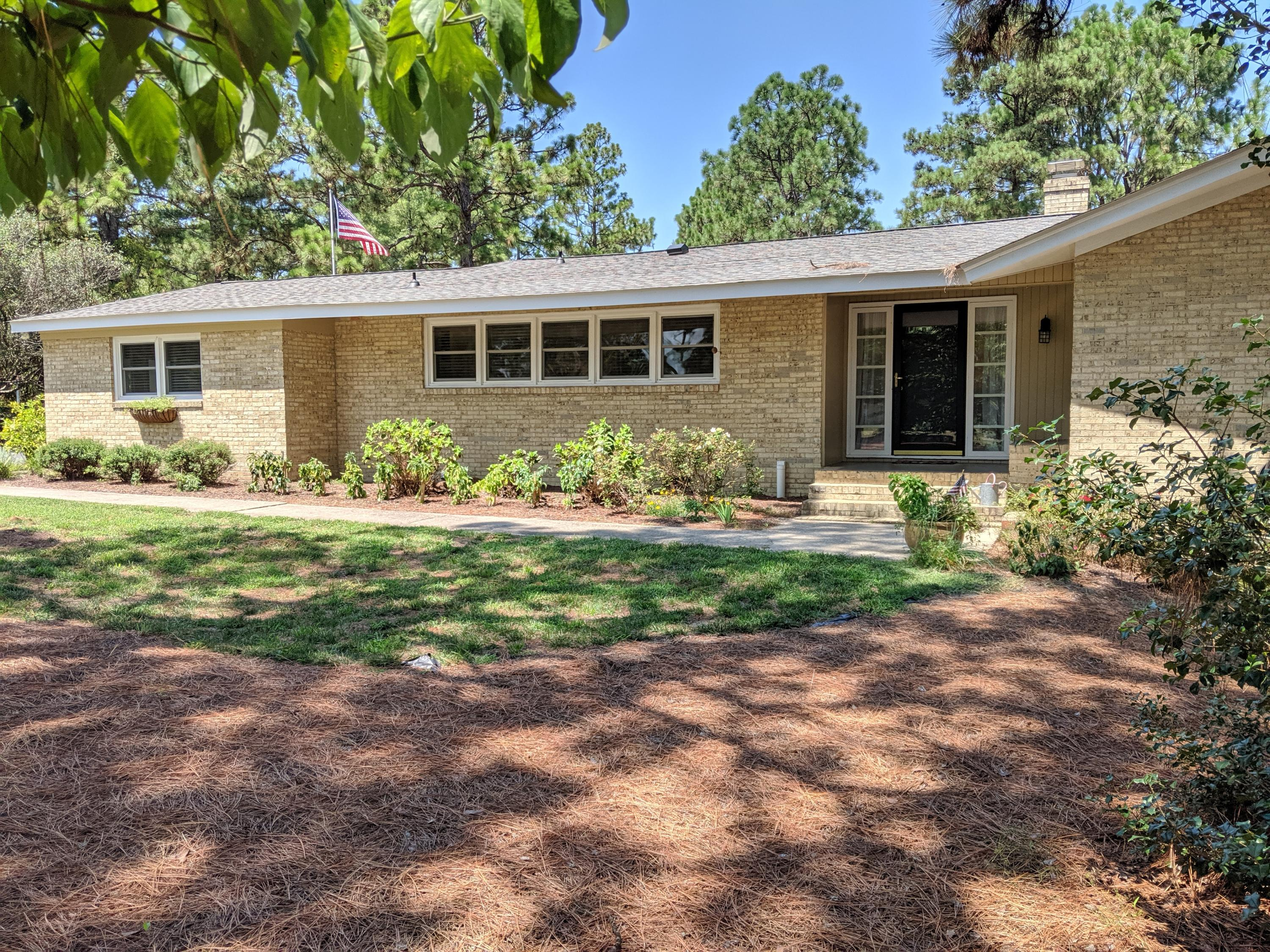 2200  Airport Road, Whispering Pines in Moore County, NC 28327 Home for Sale