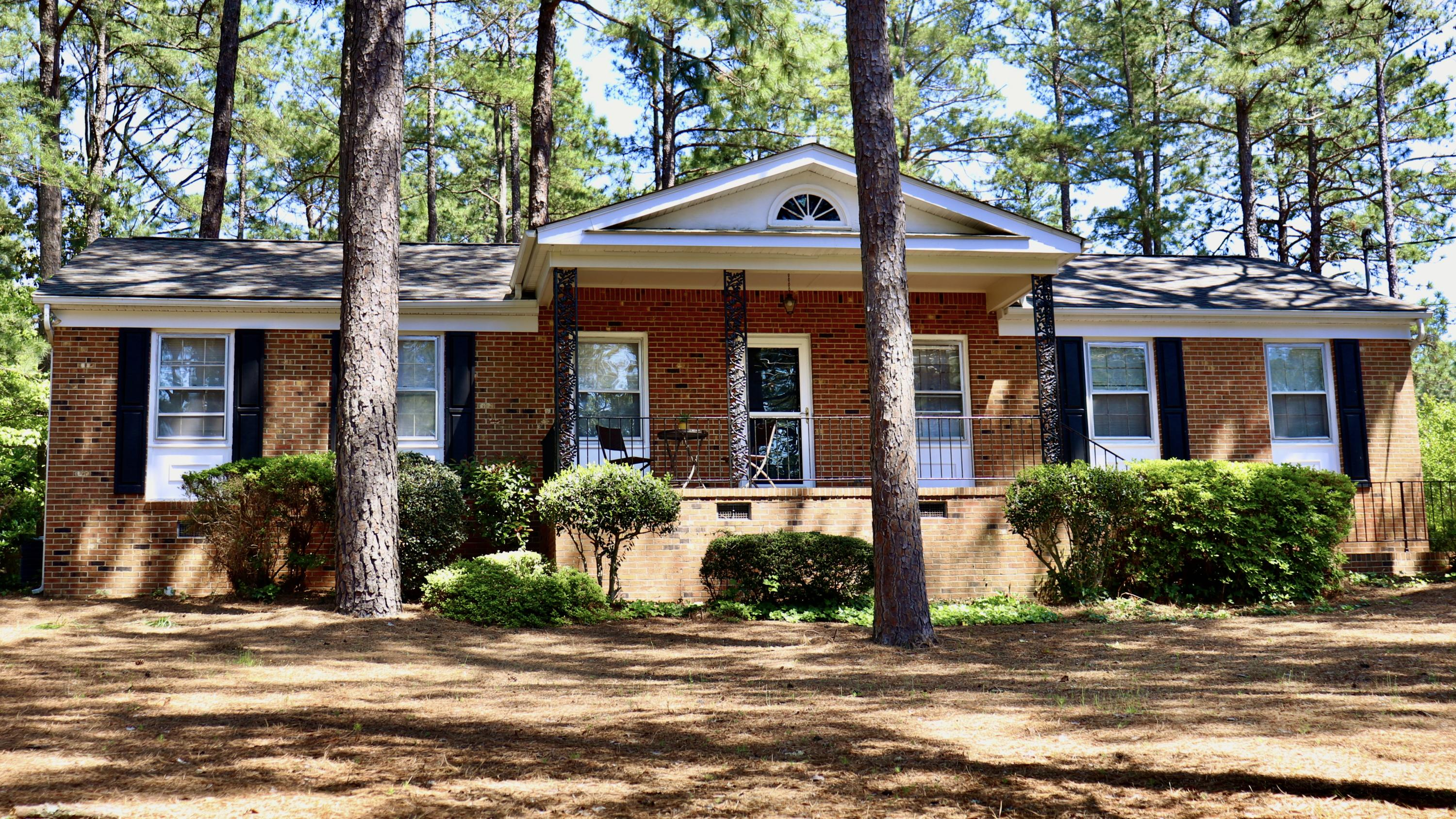 119  Pine Ridge Drive, Whispering Pines in Moore County, NC 28327 Home for Sale