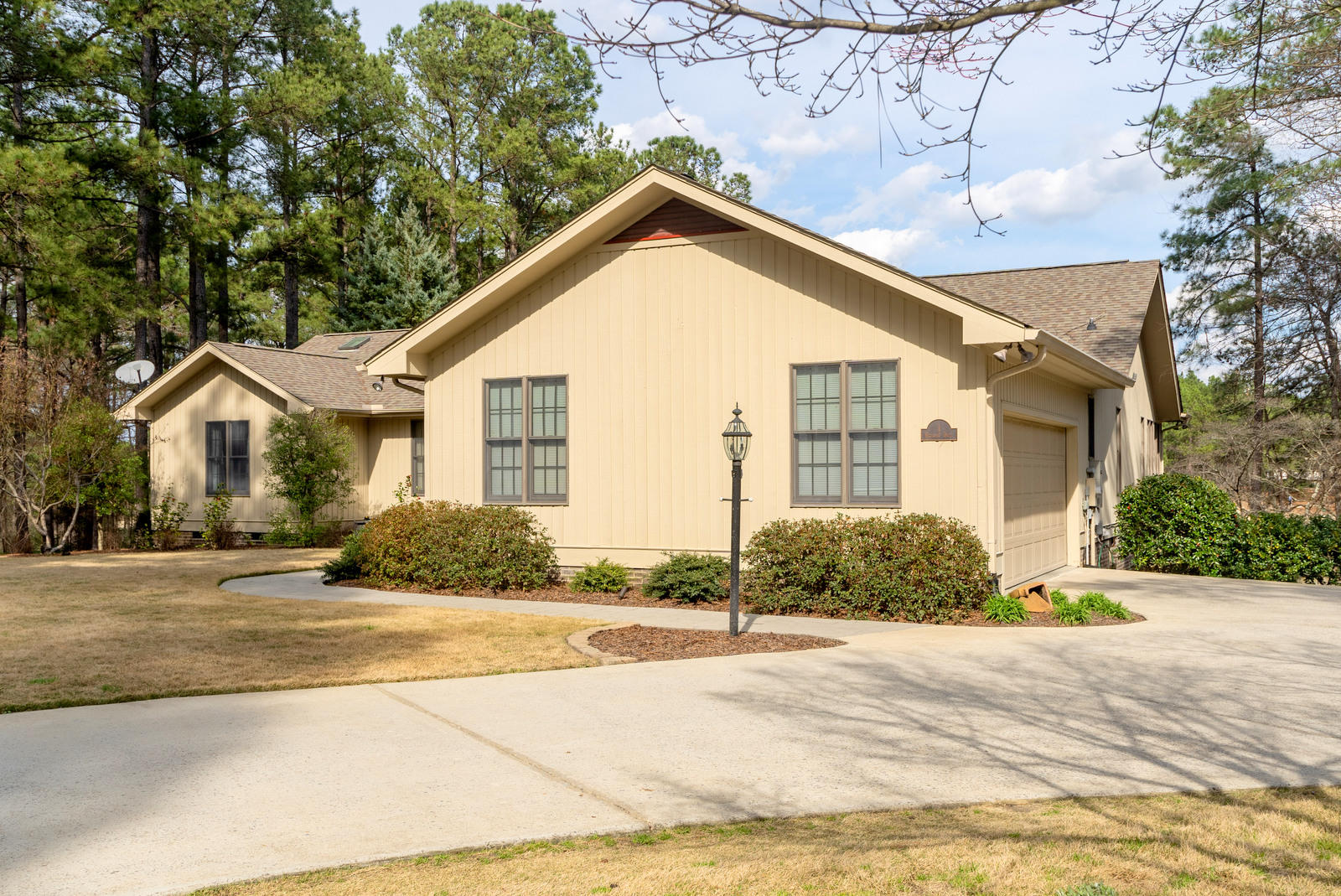 1  Highland Drive, Whispering Pines in Moore County, NC 28327 Home for Sale