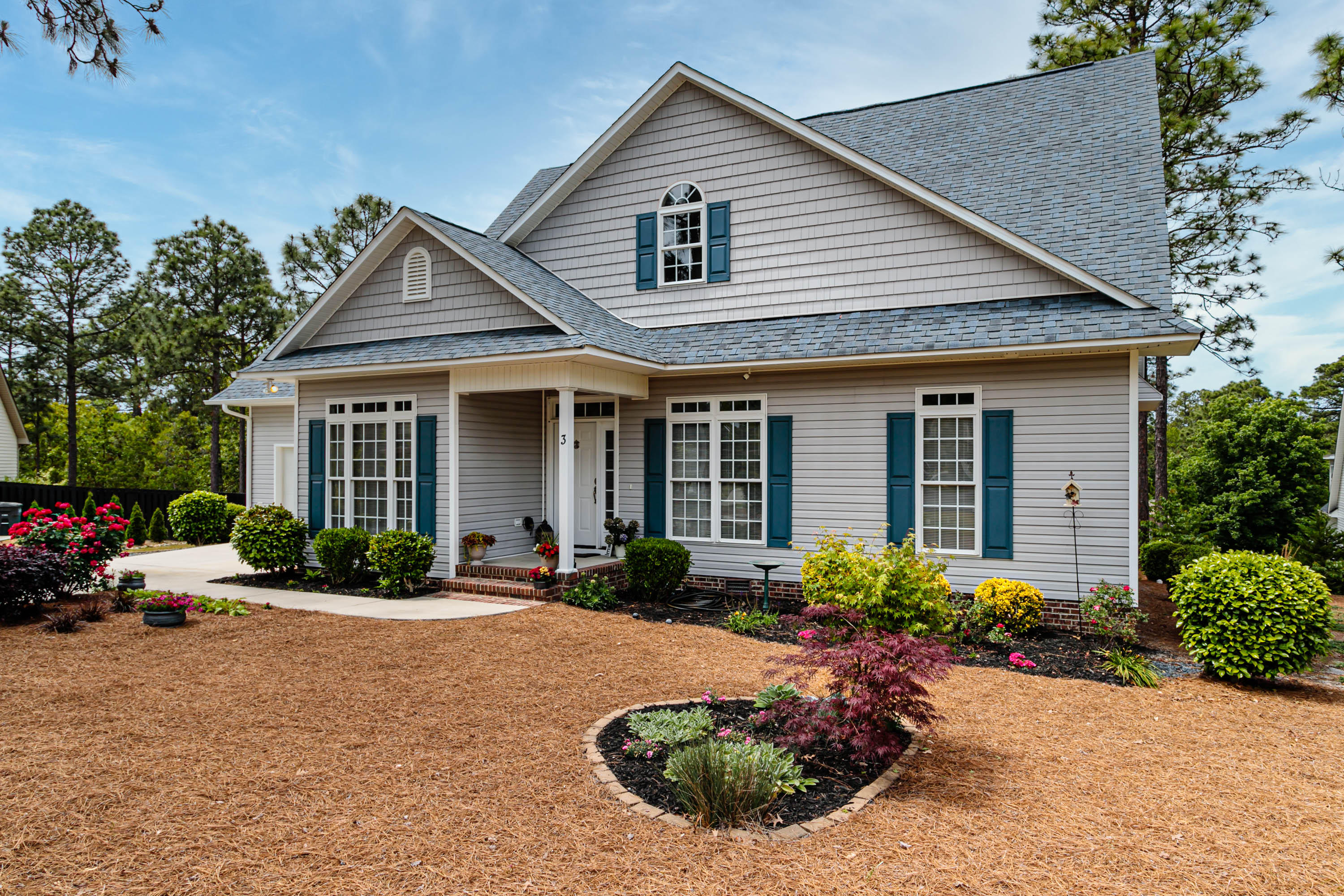 3  Pierce Court, Pinehurst in Moore County, NC 28374 Home for Sale