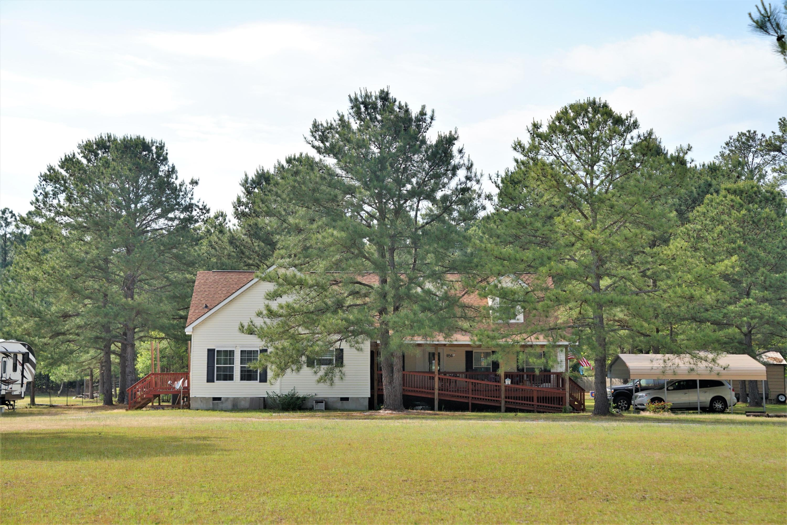 1150  Reservation Road, Aberdeen in Hoke County, NC 28315 Home for Sale